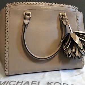 MICHAEL Michael Kors Large Benning Satchel